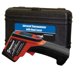 Mastercool Dual Laser Infrared Thermometer MSC52224-C