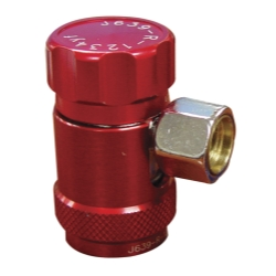 Mastercool R1234yf High Side Coupler (Red) MSC83834