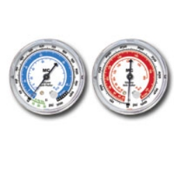 "Mastercool 2-1/2"" Low Side R-134A/R-12 Replacement Gauge MSC85350"