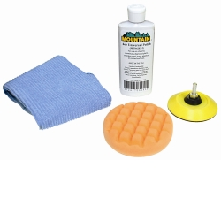 Mountain Headlight Renewal Kit MTN4206