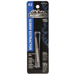 Mountain #2 Spiral Flute Screw Extractor MTN55561