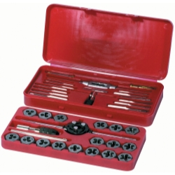 Mountain 40 Piece SAE Tap/Die Set MTN55971