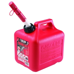 Midwest Can 2 Gallon Auto Shutoff Gasoline Can MWC2300