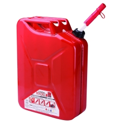 Midwest Can 5 Gallon Metal Auto Shutoff Jerry Can MWC5800