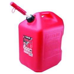 Midwest Can 6 Gallon Auto Shutoff Gasoline Can MWC6600