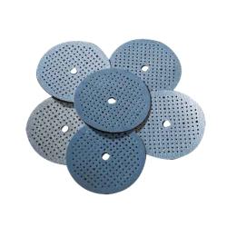 """Norton Dry Ice Multi-Air+ 320g 6"""" Ceramic Discs - 50 Discs per Box NOR06250"""