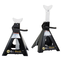 Jack Stands - Omega 6-Ton Magic Lift | Model: OME32066
