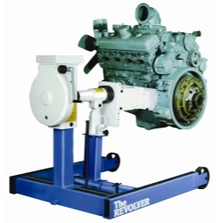 OTC 6,000 lb Capacity Revolver® Diesel Engine Stand with Adapter Assembly OTC1750A