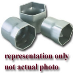 "OTC Tools 2-3/4"" 3/4"" Drive 8 Point Bearing Locknut Socket OTC1937"