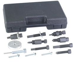 OTC Tools 13 Piece A/C Clutch Hub Remover and Installer Set OTC4535