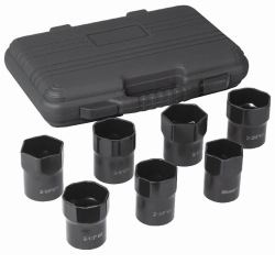 OTC Tools 7 Piece Wheel Bearing Locknut Socket Set OTC4542
