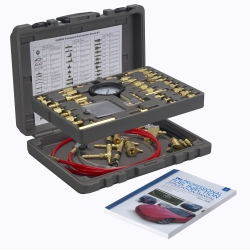 OTC Professional Master Fuel Injection Kit OTC6550PRO