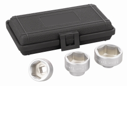 OTC 3 Piece Euro/GM Oil Socket Kit OTC6784