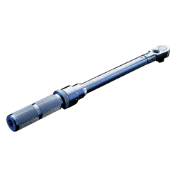 """Precision Instruments 1/2"""" Drive 40-250 lb.ft. Click Torque Wrench PREM3R250FX"""
