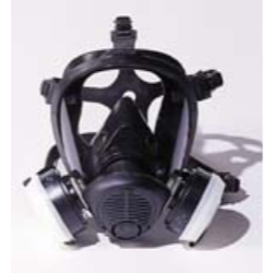 SAS Safety Medium Opti Fit Full Face N95 Respirator SAS7620-61