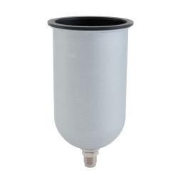 Sharpe 34 Oz. Capacity Razor® Aluminum Gravity Feed Paint Gun Cup SHA6690