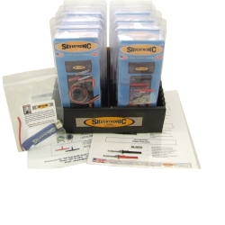 Silvertronic Inc Test Lead Kits and Back Probing Connector Kits Display SIL905301