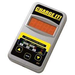 Solar 12 Volt Charge It!® Digital Battery and System Tester - SOLCT7