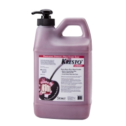Stockhausen KRESTO® Cherry Hand Cleaner, 1/2 Gallon Pump Top Bottle - STK99027564
