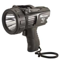 Streamlight Waypoint® Rechargeable PIstol Grip Spotlight with AC - Black - STL44911