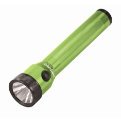 Streamlight Lime Green Stinger Rechargeable Flashlight with AC/DC and PiggyBack Charger STL75196