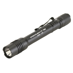 Streamlight PT™ 2AA Ultra Compact Tactical Flashlight with White LED, Batteries and Holster - STL88033