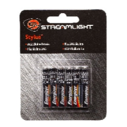Streamlight AAAA Battery Clip Strip Display STL99124