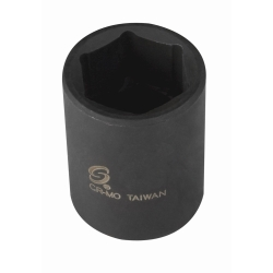"Sunex Tools 1/2"" Drive 11mm Standard 6 Point Impact Socket SUN211M"