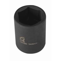 "Sunex Tools 1/2"" Drive 3/8"" 6 Point Standard Impact Socket SUN212"