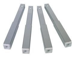 Sunex 4 Piece Service Cart Leg Extensions - SUN8014