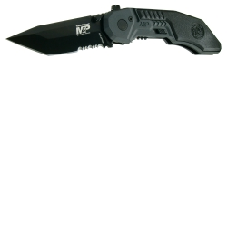 Taylor Brands Smith and Wesson Brand Military and Police Issue Knife TAYSWMP3BS
