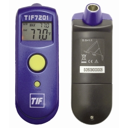 TIF Instruments Pocket IR Thermometer TIF7201