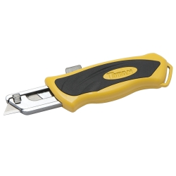 Titan Mini Sliding Utility Knife - Yellow - TIT32968