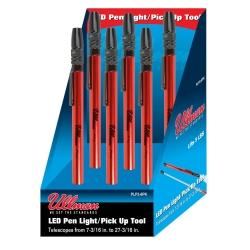 Ullman Devices Corp LED Penlight / Pick Up Tool (6 Pack) ULLPLP2-6PK