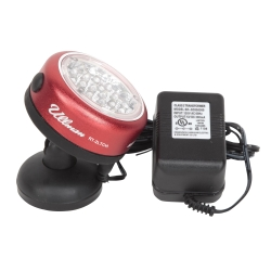 Ullman Devices Corp 24 LED Rechargeable Rotating Magnetic Work Light - ULLRT2-LTCH