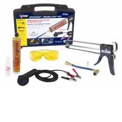 UVIEW Spotgun™/Micro-Lite™ Leak Detection Kit - UVU414500