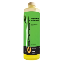 UVIEW Universal PAG Oil with Dye and eBoost™ - 16 oz./480ml Bottle - UVU488016P