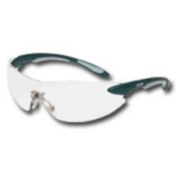 Uvex Ignite™ Safety Glasses Black and Silver Frames UVXS4400