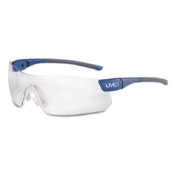 Uvex PrecisionPro Safety Glasses with Clear Lens - UVXSX0200