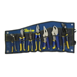 Vise Grip 7 Piece IRWIN Traditional and Locking Pliers Set - VGP1802537