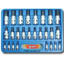 Vim Products 26 Piece Hex Master Set VIMHMS26