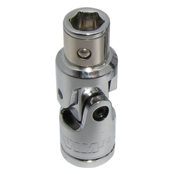 "Vim Products 1/4"" Square Drive Universal Joint Bit Holder 1/4"" - VIMUJH414"