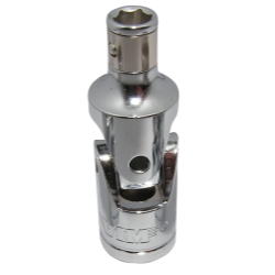 "Vim Products 3/8"" Square Drive 1/4"" Hex Universal Joint Bit Holder - VIMUJH614"