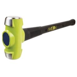 "Wilton 6 Lb. Head, 36"" BASH Soft Face Sledge Hammer - WIL40636"