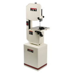"Jet Tools J-8201K 14"" Vertical Metal/Wood Bandsaw 115V JET414500K"