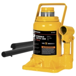Wilmar 12 Ton Shorty Hydraulic Bottle Jack - WLMW1643