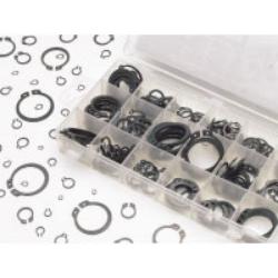 Wilmar 300 Piece Snap Ring Hardware Kit WLMW5212