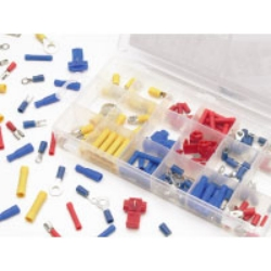 Wilmar 160 Piece Wire Terminal Assortment Kit WLMW5213