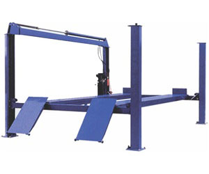 Auto Lift AL4-14K Chain Driven 14,000 lb Capacity Four Post Car Lift