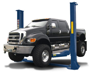 Auto Lift AL2-12K-FP 12,000 lb. Capacity Heavy Duty Two Post Car Lift